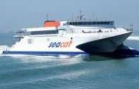 Seacat Colonia ferry to Colonia del Sacramento