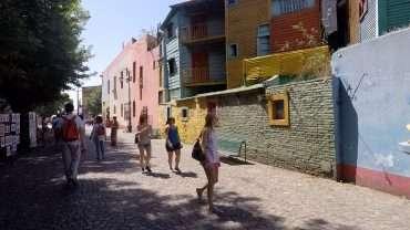 Caminito – Barrio de La Boca 1