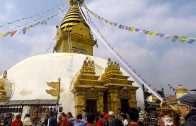 2017 Nepal – Swayambhu Stupa • Monkey Temple 2