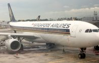 Singapore Airlines Regional Business Class
