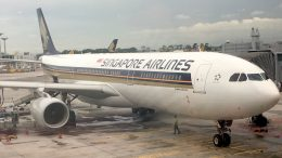 Singapore Airlines Business Class-01