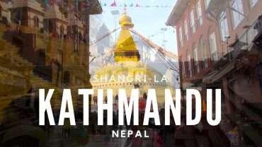 Kathmandu – the city of Shangri-La