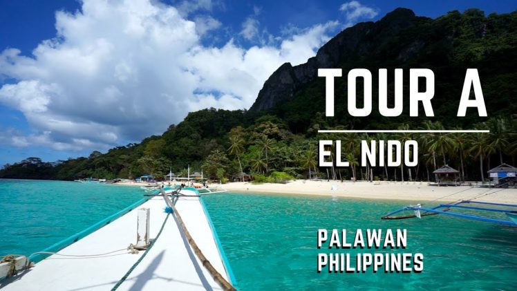 El Nido Island Hop Tour A