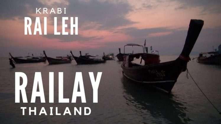 Railay (Rai Leh)- Thailand